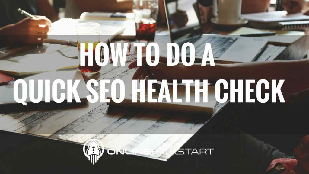seo-health-check