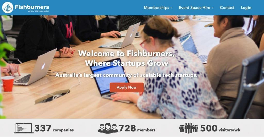 Fishburners Driving Membership